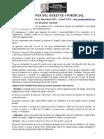 ActionCOACH Funciones Del Gerente Comercial