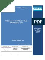 PROGRAMA ANUAL DE SEGURIDAD SALUD OCUPACIONAL 2016 ATLAS COPCO.pdf