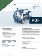 Electrobomba CP Comercial