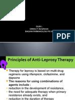 Farmakologi Obat Kusta Dan Antiparasit 2015