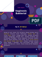 ppt bakterial vaginosis