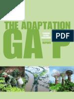 Adaptation Gap 2017