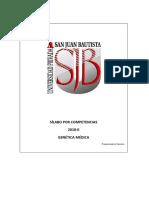 Silabo Genetica Medica 2018-0