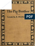 The Pig Brother, and Other Fables and Stories by Laura Elizabeth Howe Richards