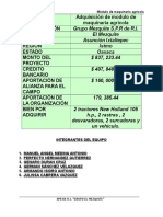 184317905 Proyecto Maquinaria Agricola FIRA
