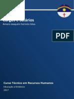 Caderno de RH ( Cargos e Salários) 2017