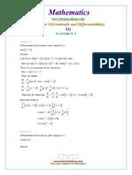 12 Maths NcertSolutions Chapter 5 2