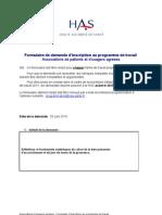 Calcul Terme grossesse Saisine HAS par Ciane 2010