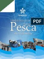 Caracterización Ocupacional Subsector Pesca SENA