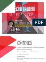 Diplomado en Derecho Laboral y Seguridad Social Temario2