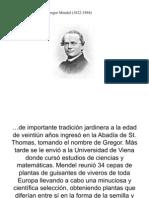 Primera y Segunda Ley de Mendel