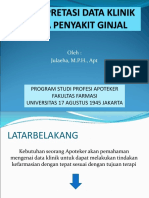 5. Interpretasi Data Klinik Gangguan Ginjal