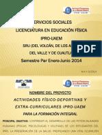 Educacion Fisica Ipro 2014