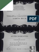 Terapia Cognitiva de Aarón Beck Psicoterapia