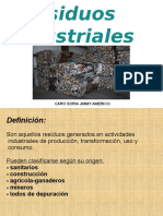 Exposicion de Residuos Industriales
