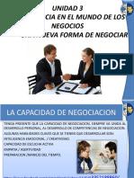 Negociacion Unidad III