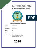 Escuela Tecnologica Psicoanalisis