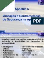 Apostila 5 - Ameaças e Contramedidas na Aplicação.pdf