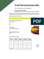 Estadistica Para Datos Agrupados