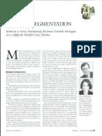 Market Segmentation PDF