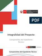 3. Integralidad Del Proyecto