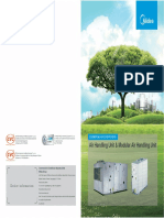 [1403-9C1403] Air Handling Unit & Modular Air Handling Unit