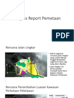 Progres Report Pemetaan Pelalawan