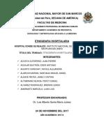 Grupo 1. Luis Santa Maria. Etnografia Hospitalaria en El Inen