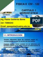Cap I Hidrostatica Diap 2016