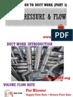 Duct Pressure