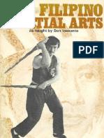 Filipino Martial Arts as Taught by Dan Inosanto