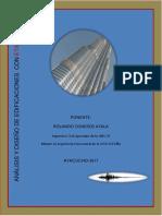 Diseño Sísmico de Edificaciones Con Sap2000