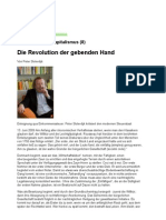 1.Die Zukunft Des Kapitalismus (8)_ Die Revolution Der Gebenden Hand - Kapitalismus - Feuillet On - FAZ