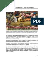 A Revolução Da Técnica Agrícola Medieval