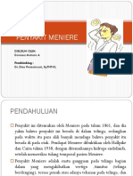 Ppt Meniere Dr Dina