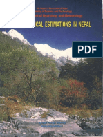 Hydrologic Estimationd in Nepal By KP Sharma & NR Adhikari.pdf