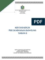 Kertas Kerja Bowling