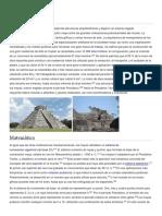 Civilización Maya Eva