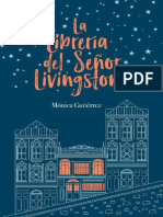 La librería del señor Livingstone de Mónica Gutiérrez