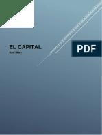 Ensayo El Capital La Mercancia