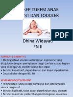 Dhina W.tukem Infant & Todler