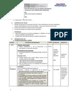 Gía de Planificación Curricular I.E. 2039