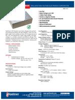 Spellman MS series datasheet