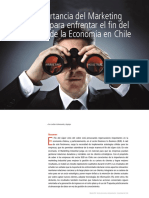 La Importancia Del Marketing Industrial Para Enfrentar El Del Superciclo de La Economía en Chile