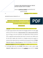 FRAUDULENT  foreclosure action BY F.D.I.C. SEIZED BANKUNITED, FSB