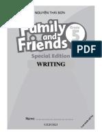 Writing FFS - Grade 5