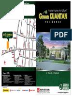 Brosur Perumahan Di Yogyakarta - Green Kuantan Residence