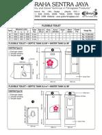 Harga Toilet Portabel Fiberglass - September 2015