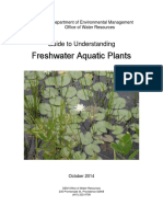 Fresh water Aquatic Plants