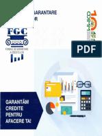Pliant Fondul de Garantare a Creditelor (FGC)